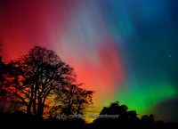 Rare Irish Aurora